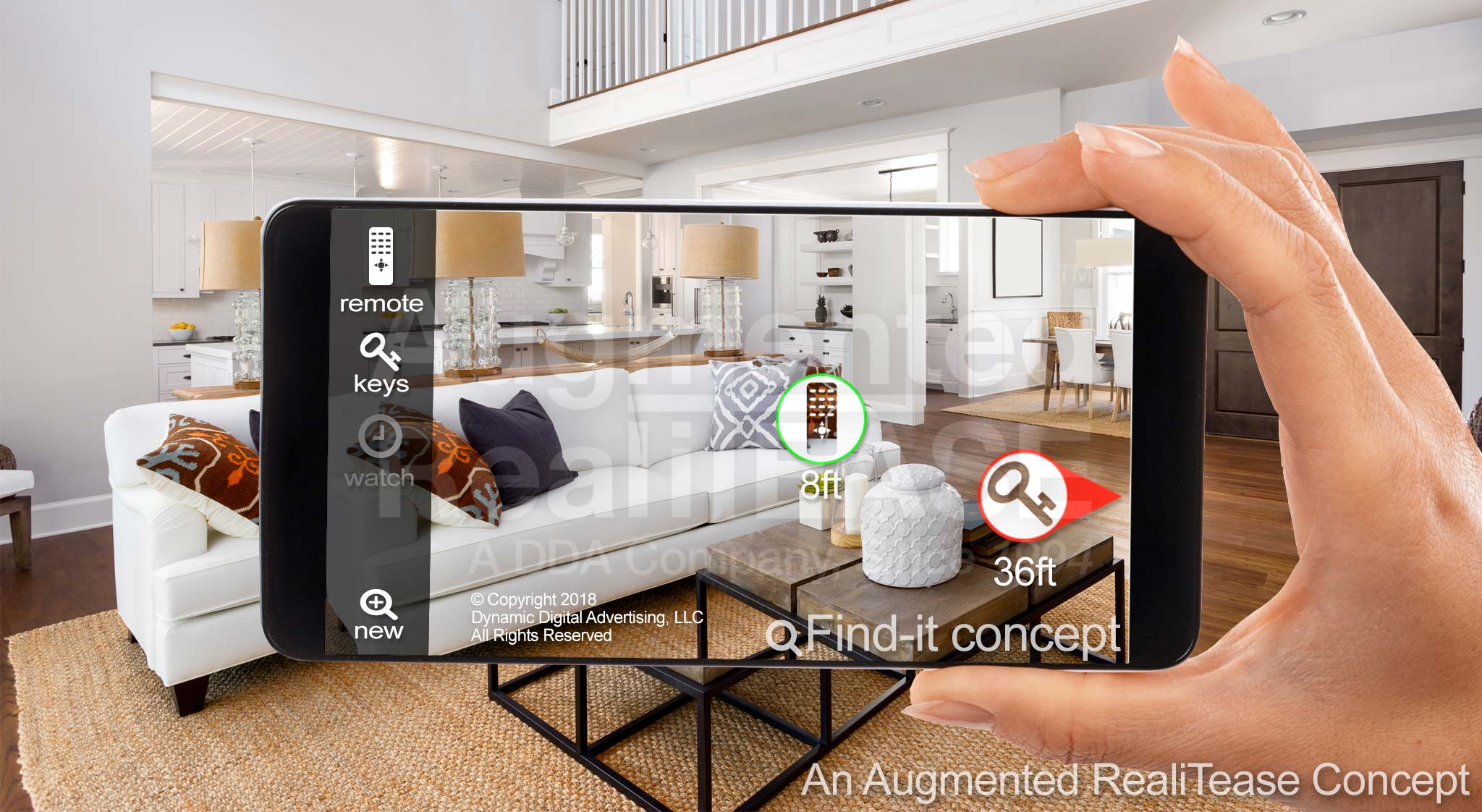 Find It Augmented Reality Application